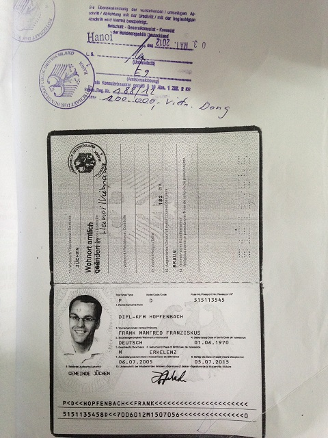 how to get a verified copy of passport