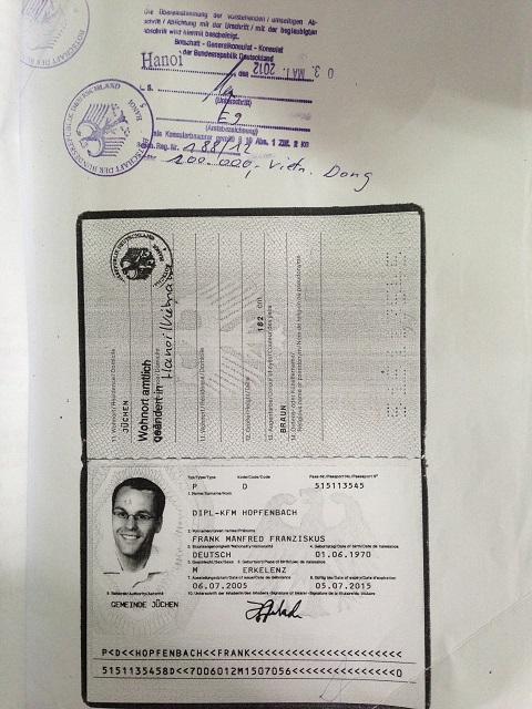 Certified Copy Of Passport Home Office