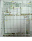 Maps on detail construction planning design